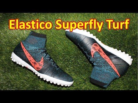 Nike Elastico Superfly Turf Blue Lagoon - Review + On Feet