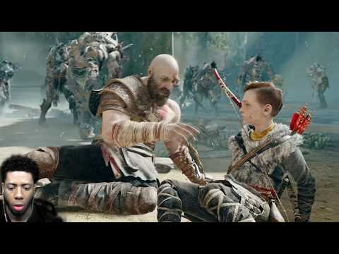 God Of War Walkthrough Part 3  The DEVIL made this game 21 DEATHS