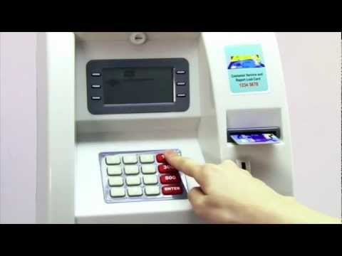 Kids Toy ATM Machine from One Step Ahead