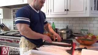 Evan Centopani | Food Prep & Nutrition Part 1