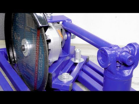 Amazing DIY Machine Metal Cutting