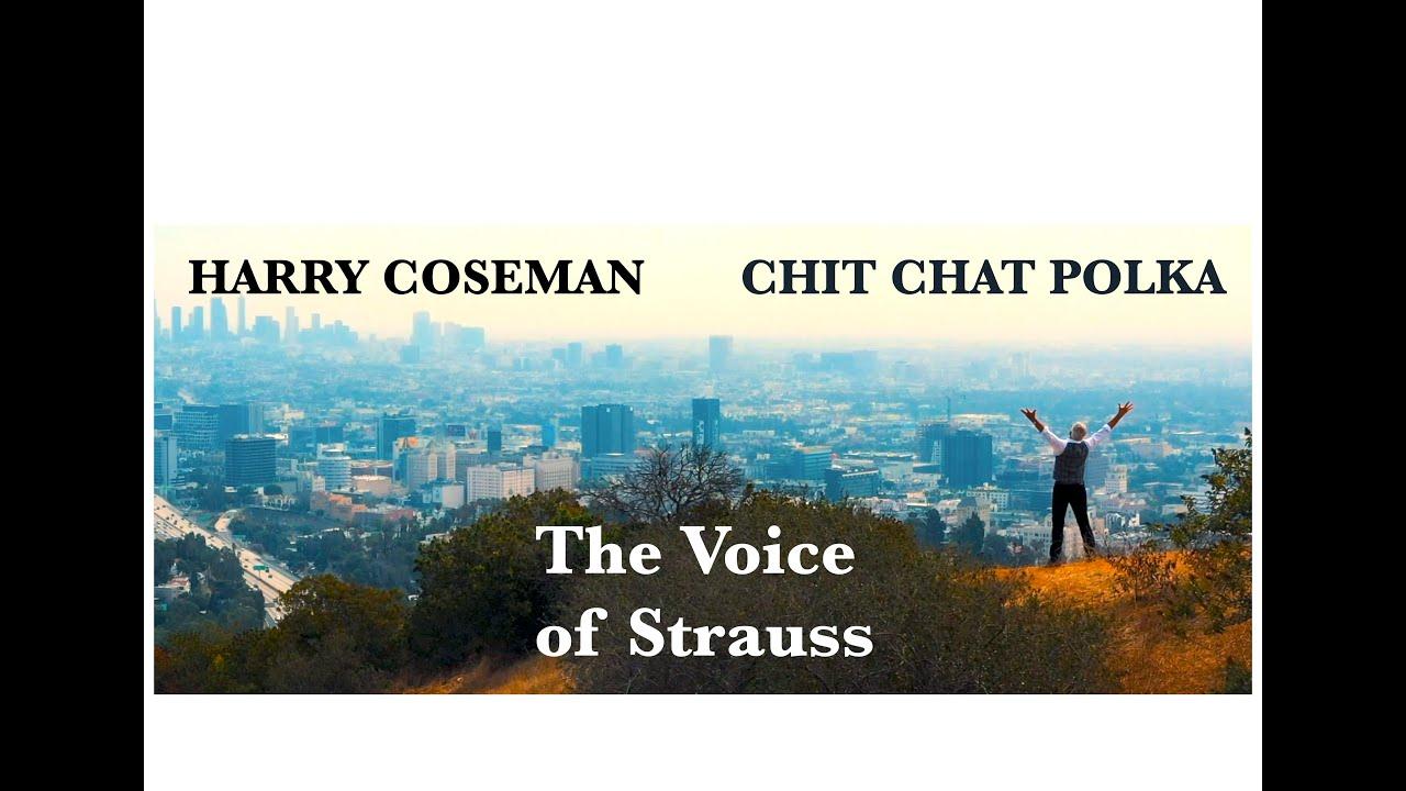 "Harry Coseman & STRATO-VANI : Chit-Chat Polka (Official Music Video)  / Tritsch-Tratsch"""