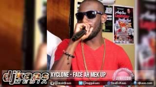 Video Xyclone - Face Ah Mek Up [Back Bite Riddim] Dancehall 2015 download MP3, 3GP, MP4, WEBM, AVI, FLV Juli 2018