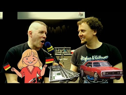 Jeff Waters 2017 interview: Annihilator, touring, clinics and GrandMeister | Hughes & Kettner