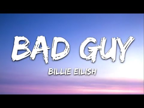 Billie Eilish: bad guy - 1 HOUR [Lyrics]