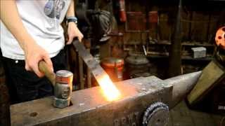 Forging the Attack on Titan Sword