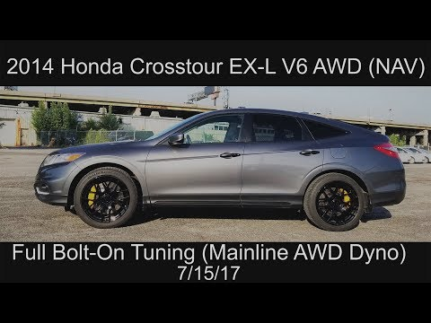 honda crosstour 2014 ex l v6 final tune youtube 2000 Honda Crosstour