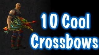 10 Cool Crossbows & Location Guide (World of Warcraft)