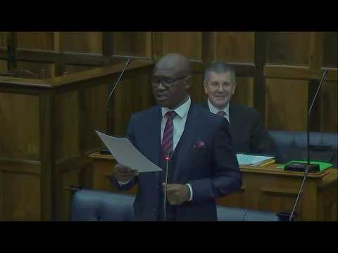 Debate on the State of the Province Address 23 February 2018