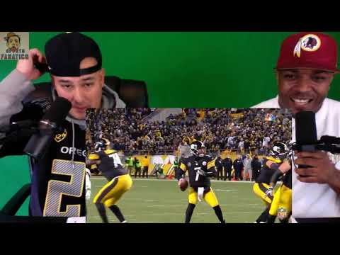 Steelers vs Ravens  | Reaction | NFL Week 14 Game Highlights