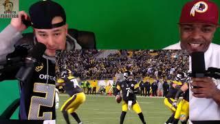 Steelers vs Ravens    Reaction   NFL Week 14 Game Highlights