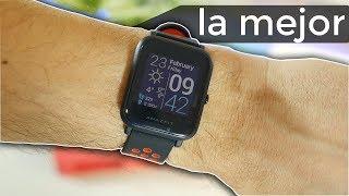 el mejor reloj inteligente que puedes comprar, 31 DÍAS DE BATERÍA | Amazfit Bip