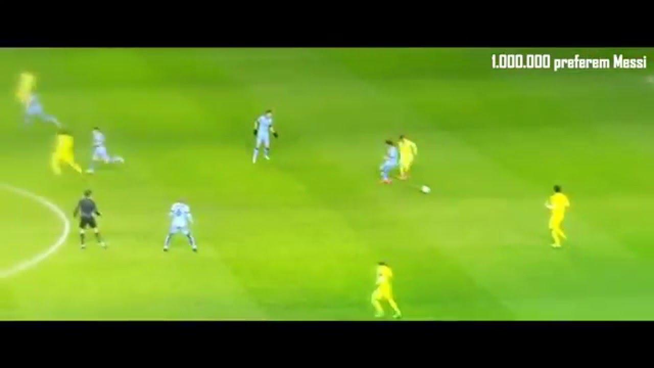 Lionel Messi Ballon d'Or 2015 Best Skills & Goals HD - YouTube