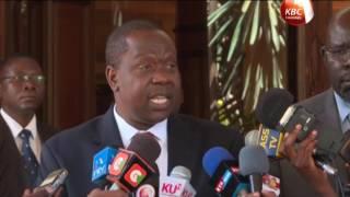 New university reforms underway says Matiangi