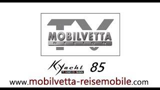 Mobilvetta K Yacht Tekno Design 85 MJ 2018