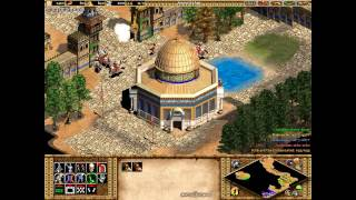 Age of Empires II - Mission 6 of Barbarossa (Hard) - The Emperor Sleeping