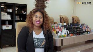 Cayla Broughton (Nails by Noelle) - Entrepreneurship Spotlight