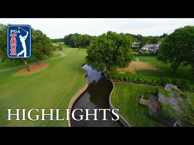 Highlights | Round 2 | Wells Fargo