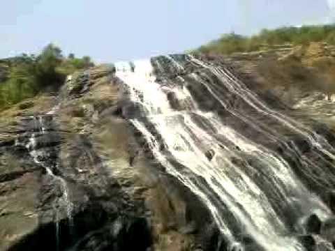 Natural Waterfall Of Fari ruwa In Nasarawa State