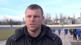 главный тренер ФК Кристалл Херсон Сергей Анатольевич Шевцов