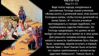 Евангелие дня 22 Июня 2020г