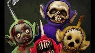 Slendytubbies-Телепузики атакуют