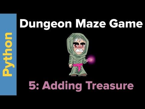 Python Maze Game Tutorial Part 5 – 2uts