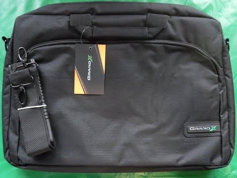 "Сумка для ноутбука Grand-X 15.6"" Black (SB-129)"