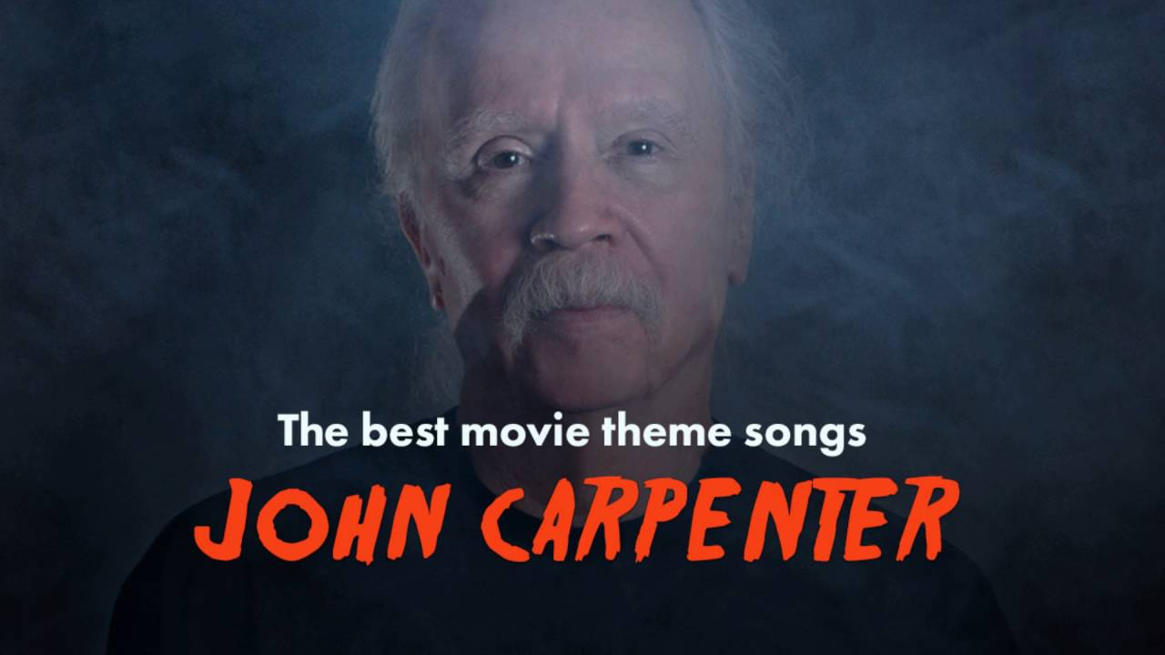 the best john carpenter movie theme songs (halloween, the thing
