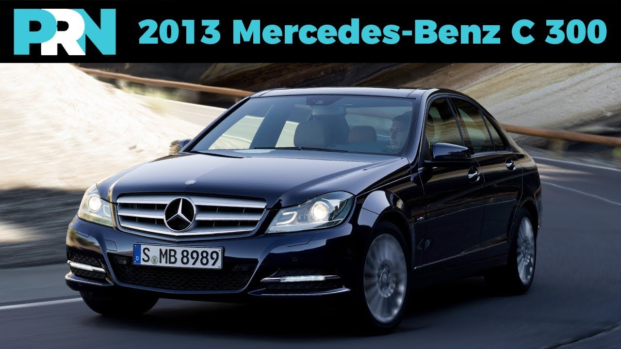 2013 mercedes benz c300 4matic full tour review w204 testdrive youtube. Black Bedroom Furniture Sets. Home Design Ideas