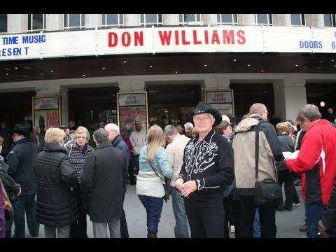 S Country Rádiem za Donem Williamsem do Londýna 3-5.5.2012
