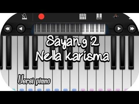 Sayang2 Versi Piano Youtube
