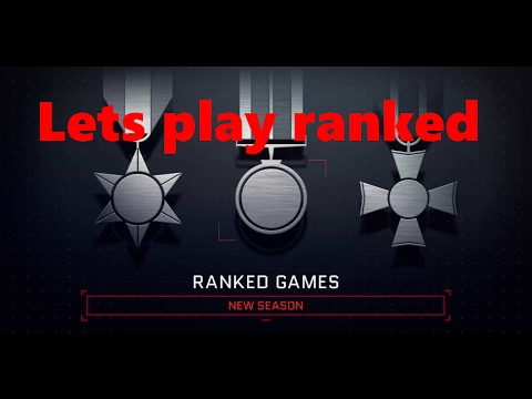 Lets play ranked: Hackers, Karkom, Gl and way more!