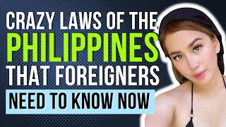 Laws in the Philippines Foreigners Should Know | Meet a Filipina | Marry a Pinay Philippines