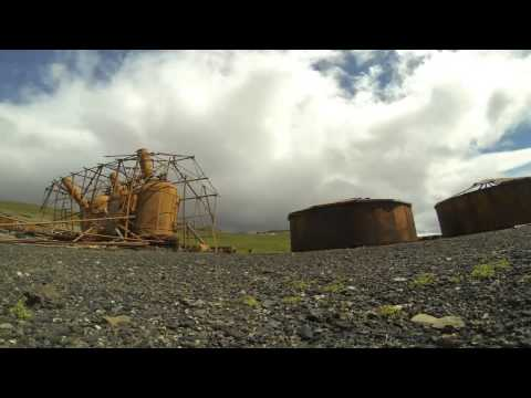Road to Kerguelen Islands - Timelapse