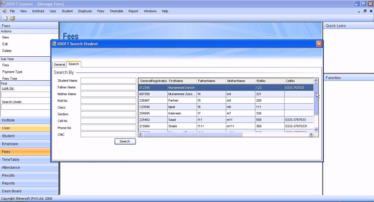 School Management Software Free Download Full Version ...