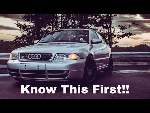 Audi B5 S4 Buyers Guide - What to Look for when buying a B5S4!