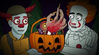 6 HALLOWEEN HORROR STORIES ANIMATED (COMPILATION OF OCTOBER 2020)