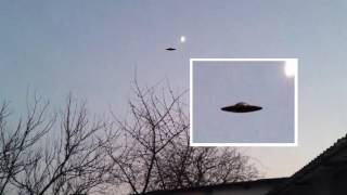 UFO Caught on Tape on a farm in Rhode Island | December 8th 2016