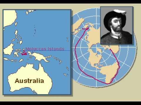 Magellan's Voyage 1519