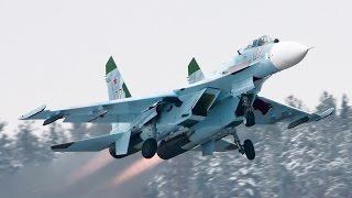 Советский многоцелевой всепогодный истребитель четвёртого поколения   Су 27