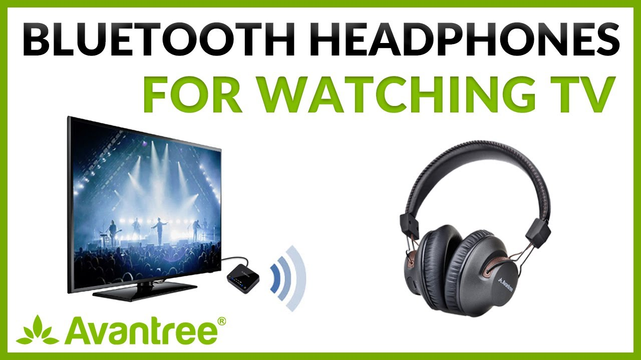 The Best Bluetooth Transmitter And Headphone Set For Tv Avantree Ht4189 Youtube