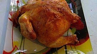 Запечённая Курица в Рукаве видео рецепт