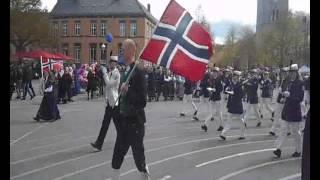 17 mai Trondheim 2016