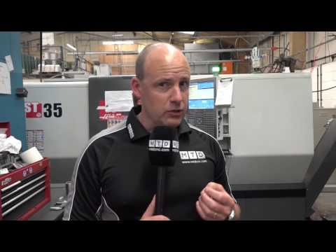 BDL Tool & Die - MTD take a trip around the factory checking all their HAAS machines