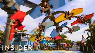 Spin Yourself 360 Degrees On Australian Thrill Ride
