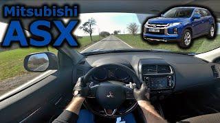 2020 Mitsubishi ASX | POV test drive