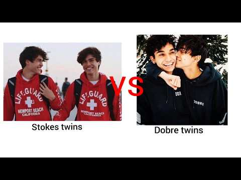 "❤Stokes Twins Vs Dobre Twins❤ "" Hold On I Still Need You""