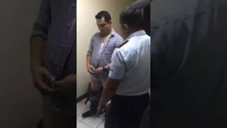 Drug smuggler caught shocking video must see