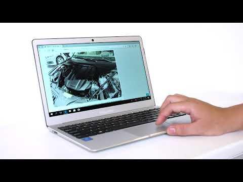 Laptop 5 Triệu Vỏ Nhôm, 1.2kg, Màn Hình IPS FullHD, Pin 7 Tiếng Masstel L113
